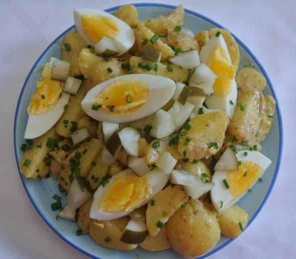 Mustard Potato Salad