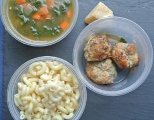 deconstructed soup