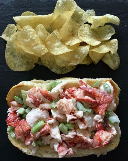 Lobsta roll