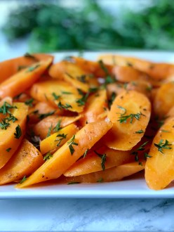 Brandy Carrots