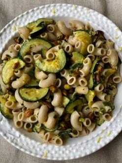 Brown Rice Pasta Salad