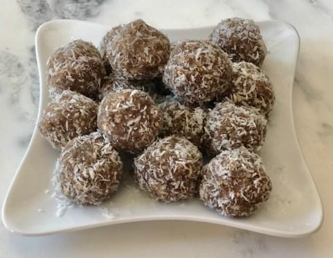 Paleo Balls