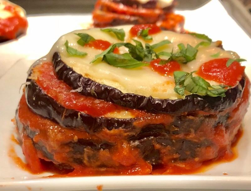 Eggplant Parm