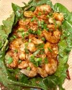 Shrimp en Papillote