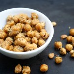 Roasted Dill Chickpeas | Zestful Kitchen