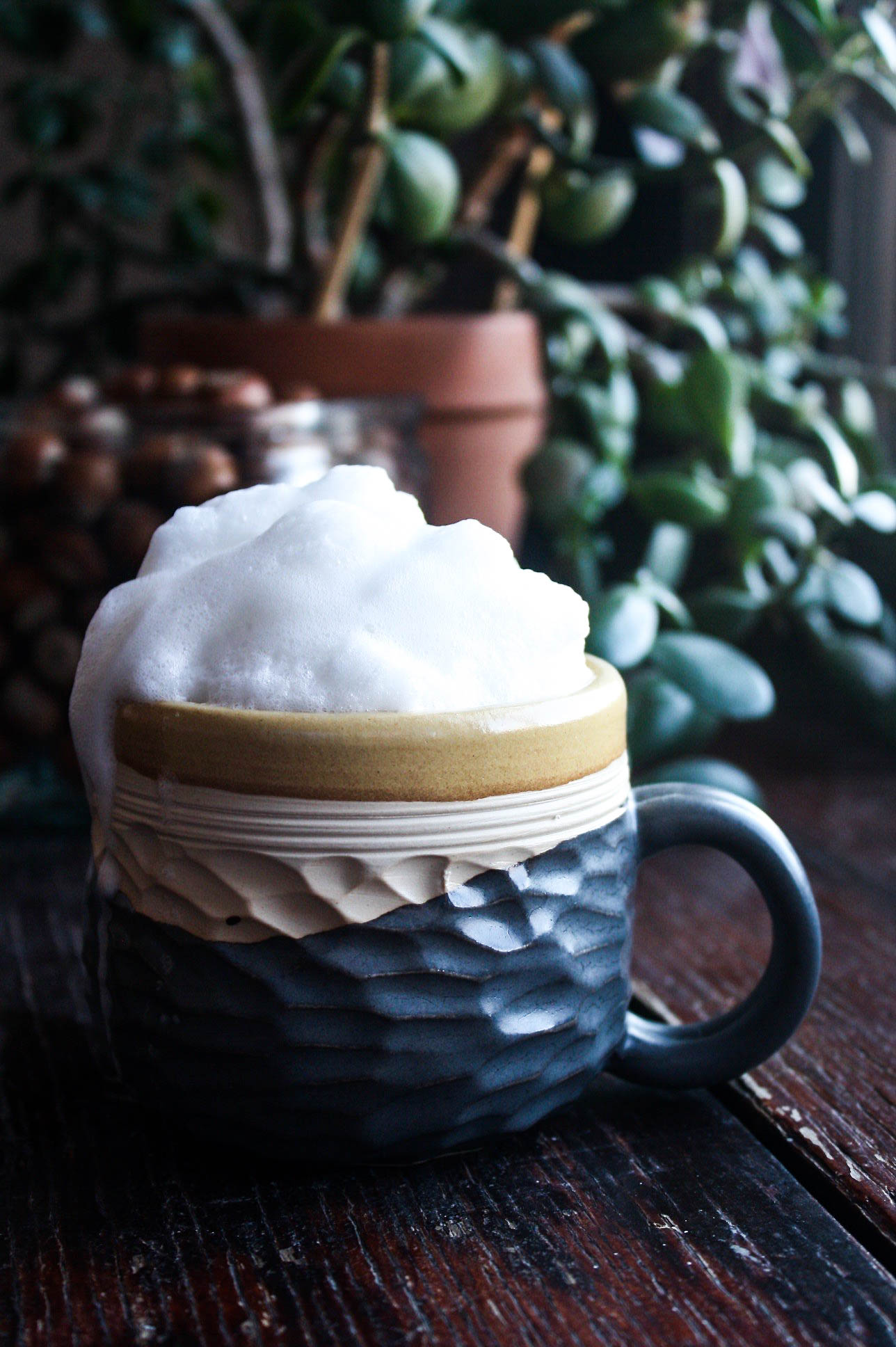 Light Maple Latte | Zestful Kitchen