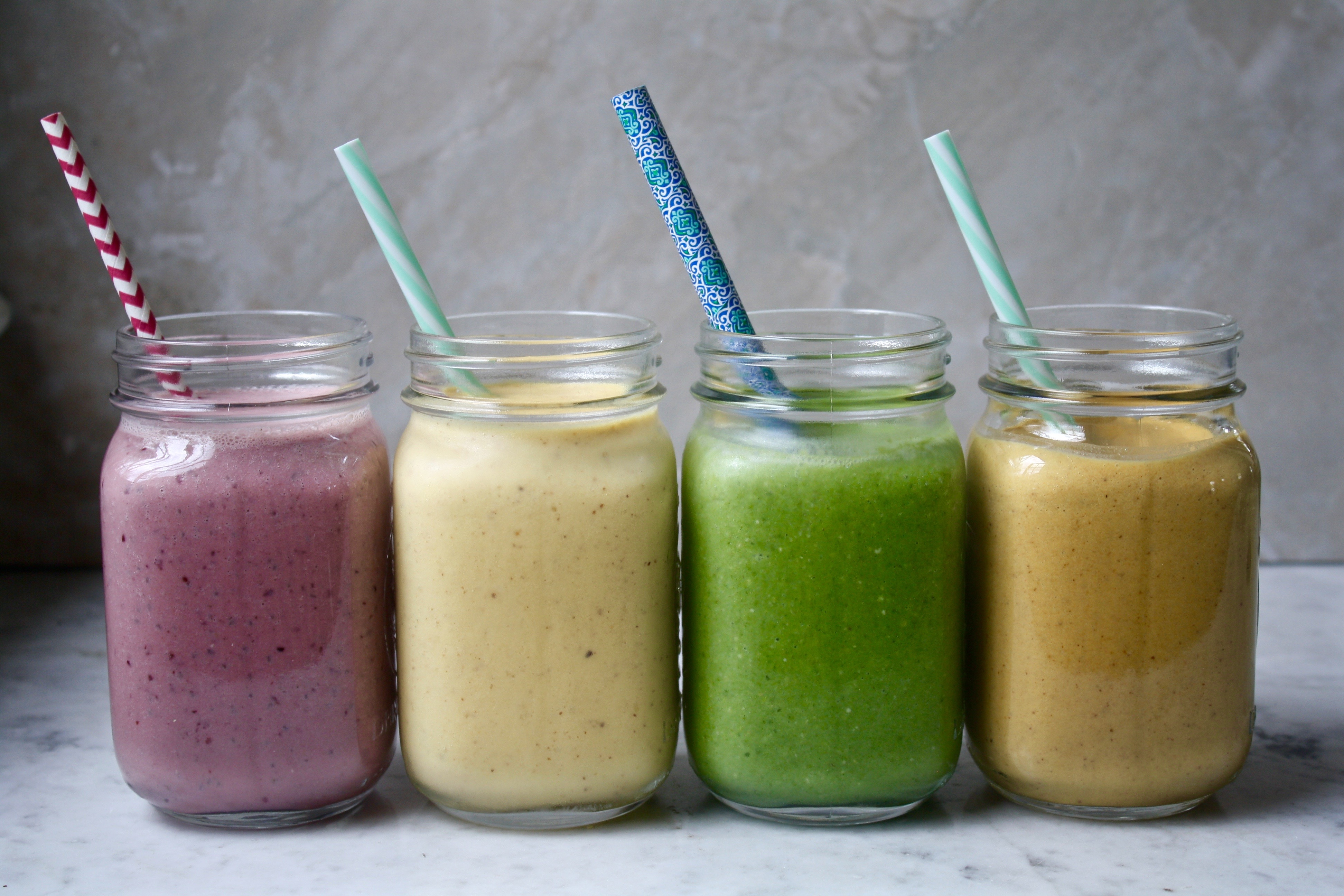Healthy Smoothie Recipes | Zestful Kitchen