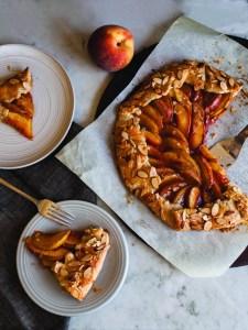 Apricot–Almond Galette | Zestful Kitchen