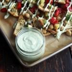 Greek Nachos   Zestful Kitchen