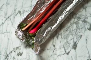Storing Fresh Rhubarb | Zestful Kitchen