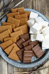 Homemade Whole-Grain Graham Crackers + Honey & Cardamom Marshmallows   Zestful Kitchen