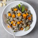 Buckwheat Gnocchi with Butternut Squash | from Zestful Kitchen