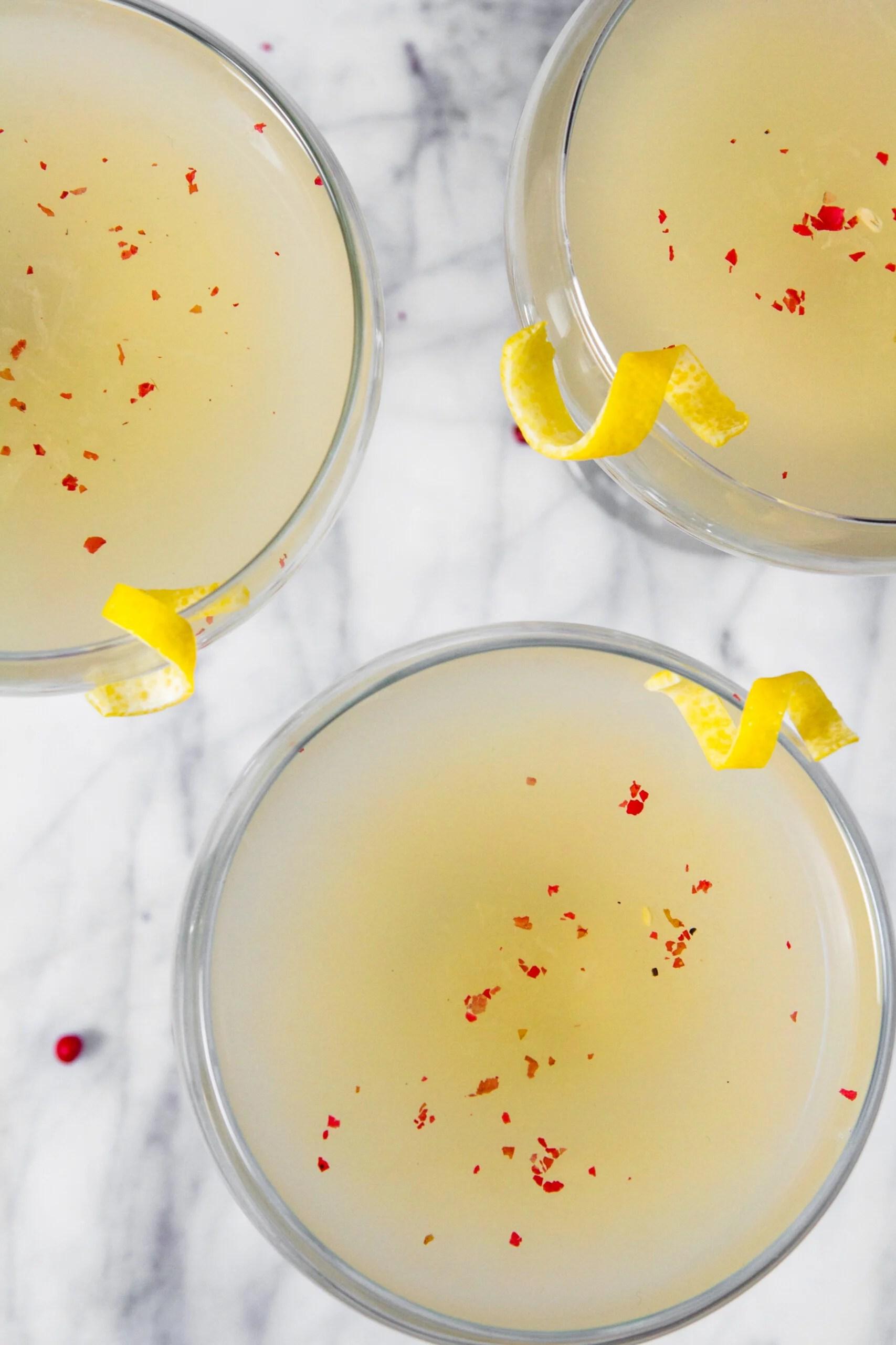Vodka-Kombucha Cocktail with Cardamom | Zestful Kitchen