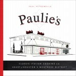 Cover of Paulie's cookbook