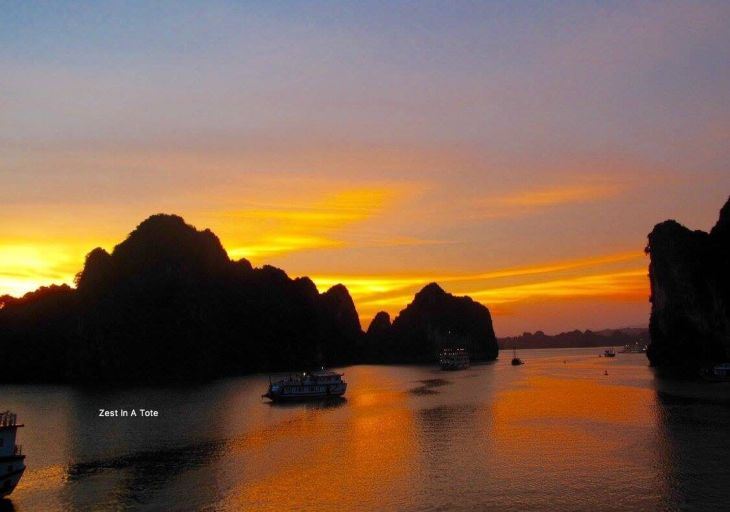 Vietnam highlight: Halong bay