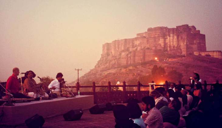 Jodhpur RIFF: morning concert