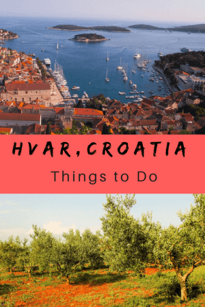 "Hvar comes with a tag of ""one of the 10 most beautiful islands in the world."" And despite its reputation as a party town, we found it offers a lot more for families. Read more for things to do in Hvar. #hvar #croatia #hvarsightseeing #thingstodoinhvar"