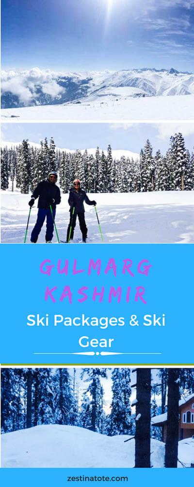 Ski Packages Ski Gear Gulmarg Kashmir
