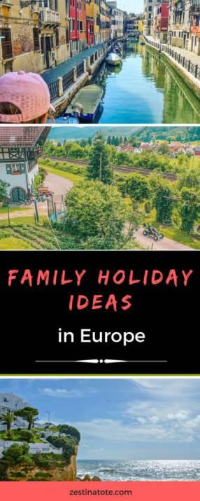 EuropeFamilyHolidayIdeas