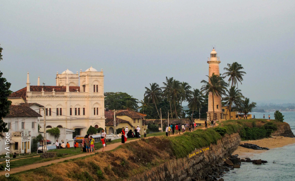 For Time Travel in Sri Lanka, take a trip to Galle