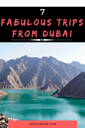 Adventure, culture, retail therapy, family fun - here are some of the best short trips from Dubai you can take. #dubai #uae #daytripsfromdubai #shorttripsfromdubai #abudhabi #rasalkhaimah #hattadam #musandampeninsular