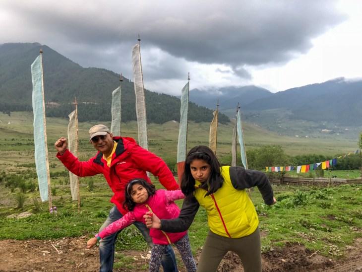Bhutan-being-childlike