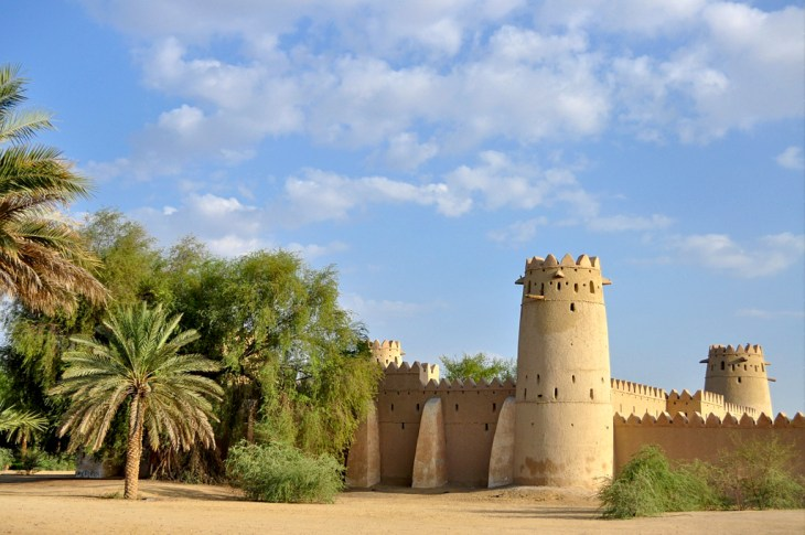 old-fort-al-ain