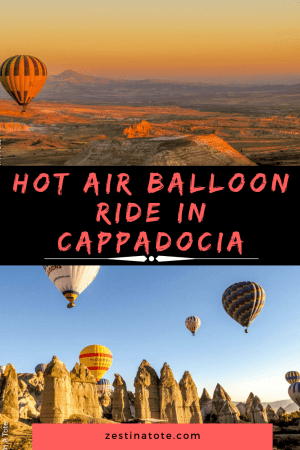 Taking a hot air balloon ride in Cappadocia was one of the highlights of our Turkey trip. This Photo Essay would convince you why a hot air balloon ride is a must-do experience to enjoy the unusual landscape in Cappadocia.  #cappadocia #turkey #hotairballoonride #cappadociahotairballoon #photoinspiration