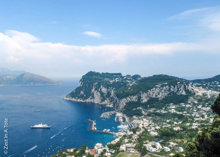 Amalfi Coast itinerary 4 days