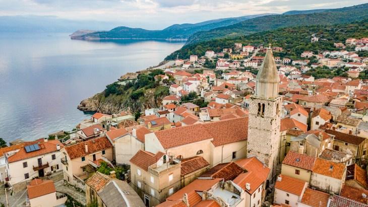 Best islands of Croatia