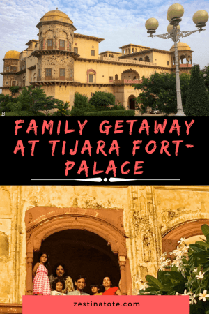 Tijara Fort-Palace, located in Alwar district in Rajasthan is a heritage site painstakingly restored and brought to life by Neemrana to have a slice of royal life. It makes for a fabulous family getaway from Delhi or Gurgaon. #india #weekendgetawayfromdelhi #neemranahotels #heritageproperty
