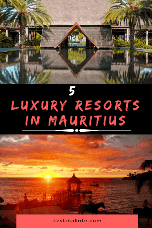 Mauritius is rightfully famed for its white sandy beaches and turquoise waters. Add to that the heady mix of luxury resorts, and you have your tropical paradise R&R fixed! Here are some of the best luxury resorts in Mauritius. #mauritius #luxuryresorts #beachfrontresorts #familyfriendly #luxurystay