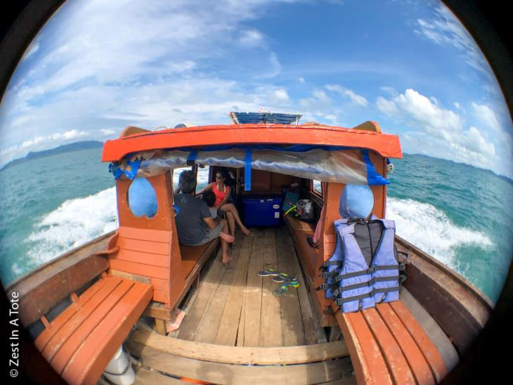 Thailand-Longtail-boat