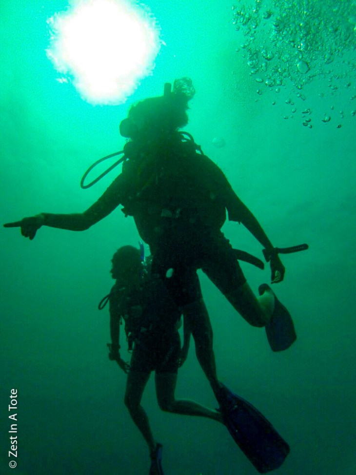 Scuba diving andaman islands, diving course andaman islands