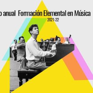 Curso anual | Formación elemental en música