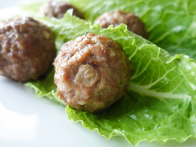 Venison Meatballs (Egg-Free, AIP) - Zesty Paleo