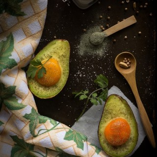 Avocado Egg Yolk or Yolkocado (AIP, Reintroduction)