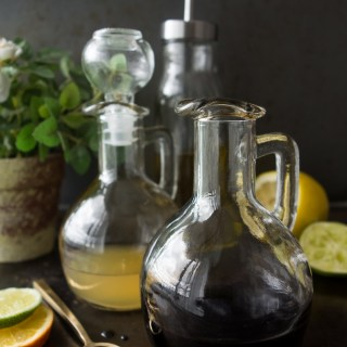 Citrus Balsamic Reduction (Nightshade-Free, AIP)