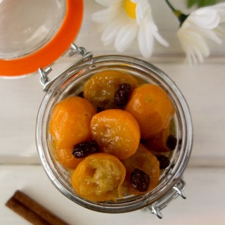 Spicy Kumquat Chutney (Nightshade-Free, AIP)
