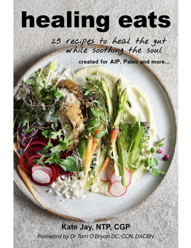 Healing Eats Cookbook