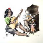 Tribute to Paula Rego