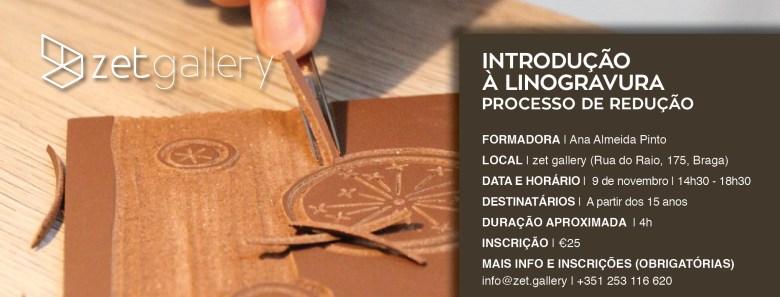 Introdução à Linogravura – Processo de Redução