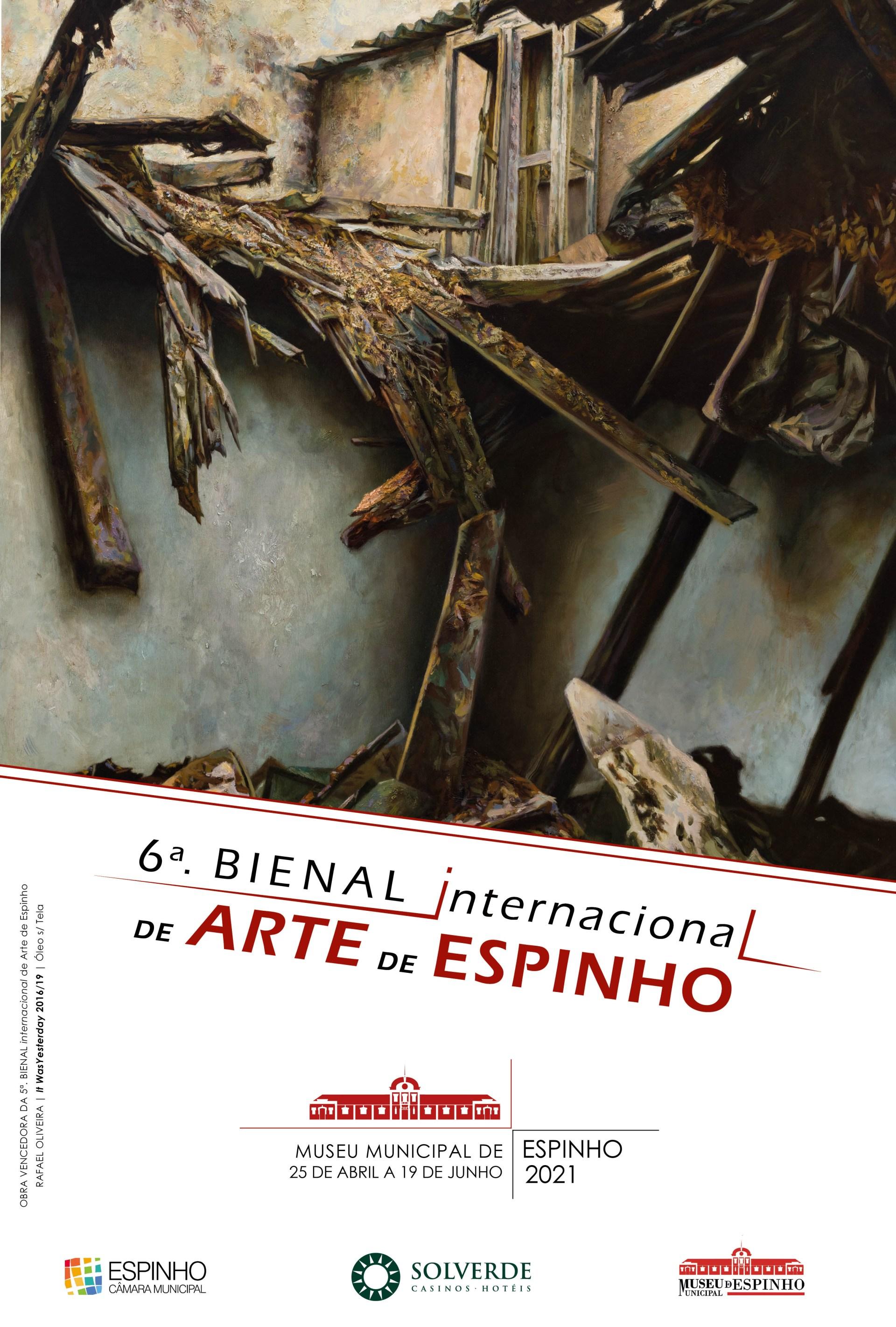6ª Bienal Internacional de Arte de Espinho