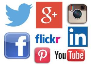 Social Platform icons