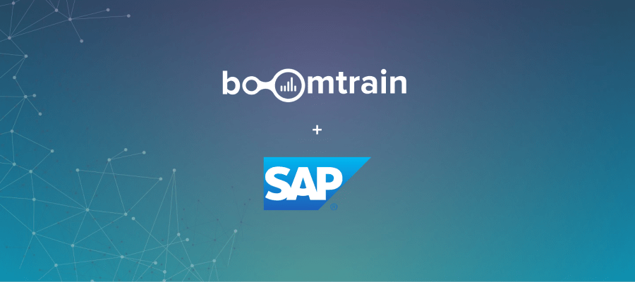 Boomtrain Now Available on the SAP Store: Bill Rojas from SAP Speaks About It and More