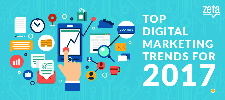 Top Digital Marketing Trends for 2017
