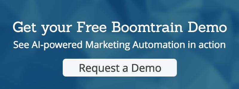 boomtrain demo