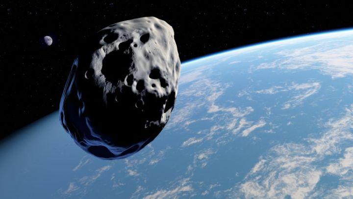 """El objeto '163373′Un asteroide que pasará cerca de la Tierra fue calificado por la NASA como """"potencialmente peligroso"""""""