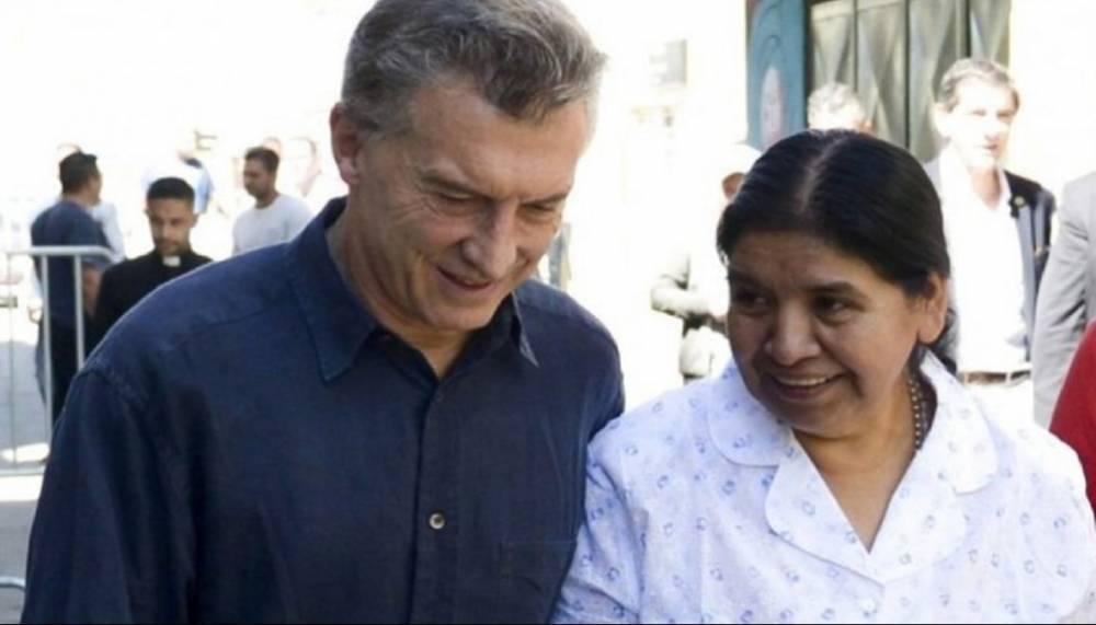 El macrismo fuera de la Casa Rosada, pero no del poderMargarita Barrientos y González Fraga, dos botones de muestra de la realidad que pasó en el país