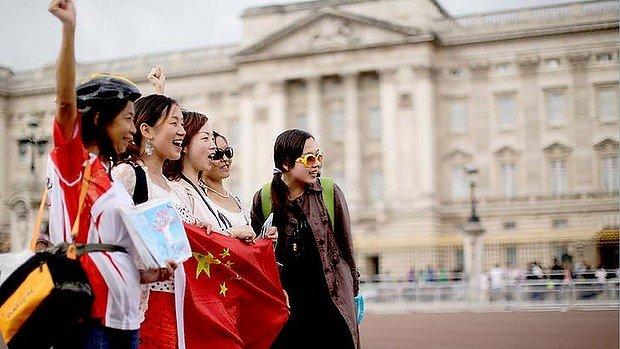Turismo Asiático y mas....De China a la Argentina.